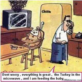 cooking turkey???