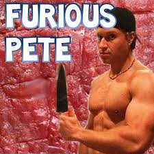 Eating an Insane 7lb Burrito | Furious Pete