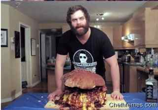 now thats a burger