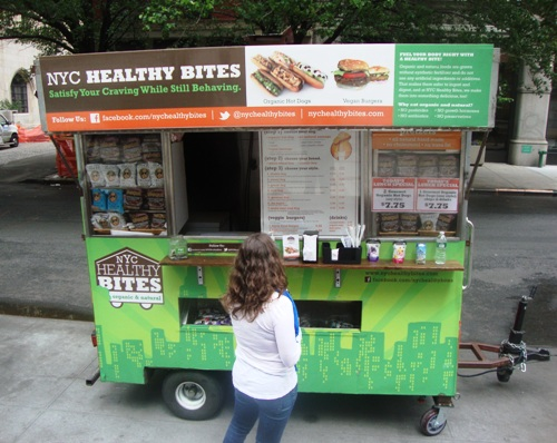 Best Food Carts in New York City