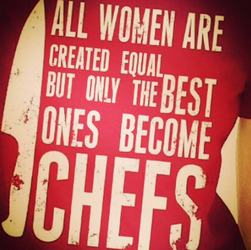 Women Quotes In The Kitchen: The Chef House