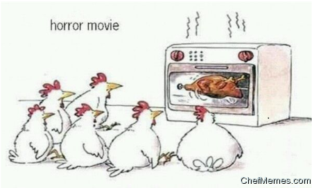 chicken TV.