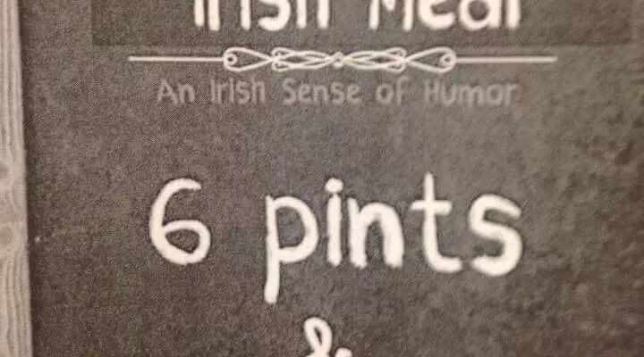 St Patrick's Day Special!!