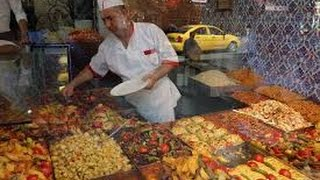 Istanbul Street Food – Turkish Food Documentary