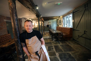 Newcastle chef Kenny Atkinson wins a Michelin star for The House of Tides