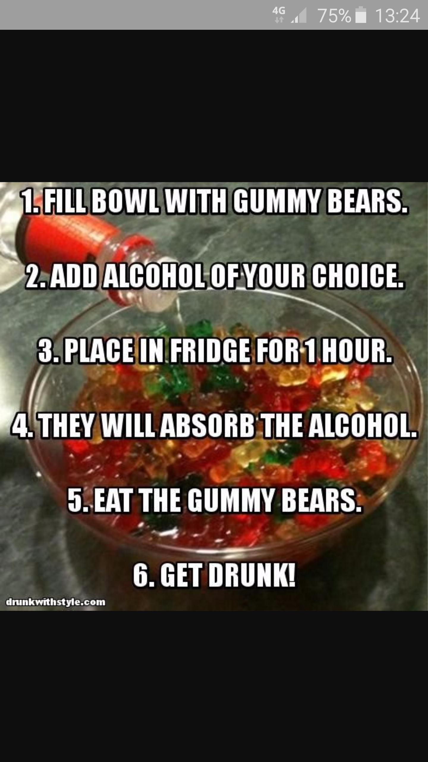 Vodka bears!
