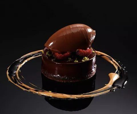 CHOCOLATE TART BY ORIOL BALAGUER !!!