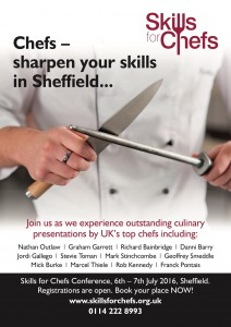 Skills for Chefs 2016